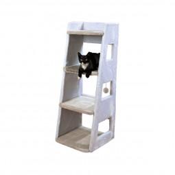 Trixie Cat Tower Luis weiß