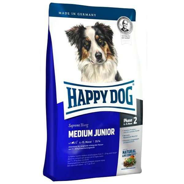 Happy Dog Supreme Young Medium Junior