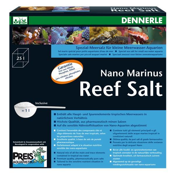 Dennerle Nano Marinus Reef Salt 1kg