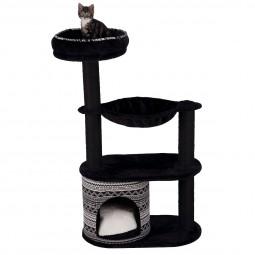 Trixie Kratzbaum Giada in schwarz-weiß
