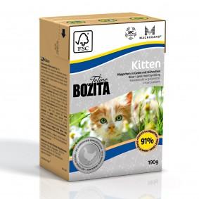 Bozita Katzenfutter Feline 32x190g