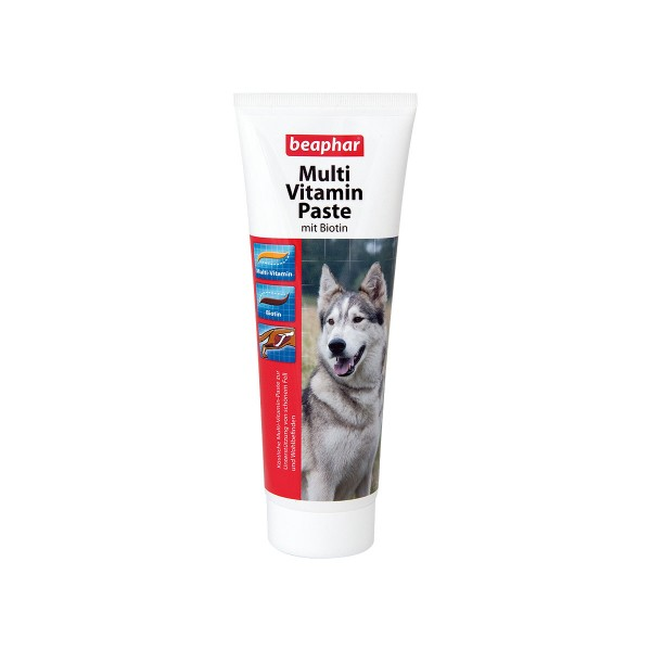 beaphar Multi-Vitamin-Paste für Hunde 250g