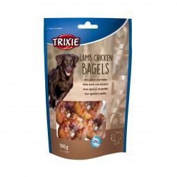 Trixie Hundesnack PREMIO Lamb Chicken Bagels 100g