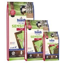 Bosch Hundefutter Sensitive Lamm & Reis