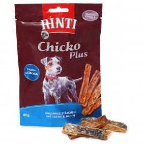 RINTI Extra Chicko Plus Fischstäbchen mit Lachs & Huhn