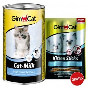 GimCat Catmilk plus Kitten Sticks Gratis