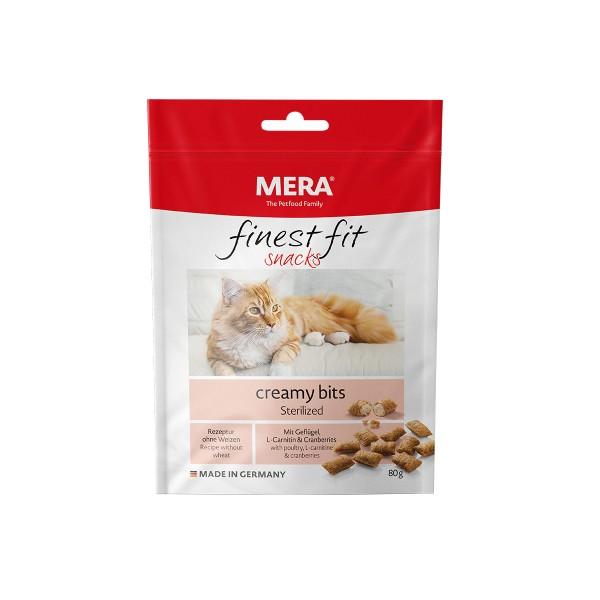 MERA finest fit Snacks Sterilized