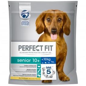 Perfect Fit Senior 10+ für kleine Hunde reich an Huhn