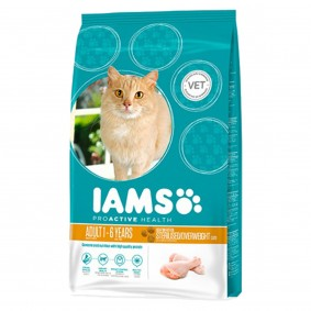 IAMS Katze Trockenfutter Adult Weight Control Huhn