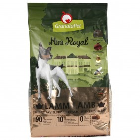 GranataPet Mini Royal Lamm 1kg