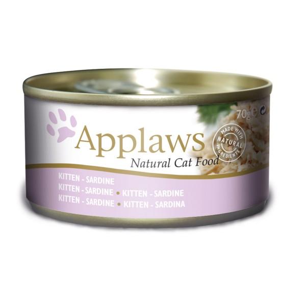Applaws Cat Kitten Sardine
