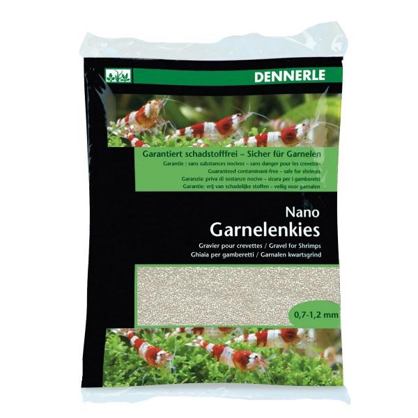 Dennerle Nano Garnelenkies Sunda weiss 2 kg