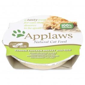 Applaws Cat jemná kuřecí prsa s rýží