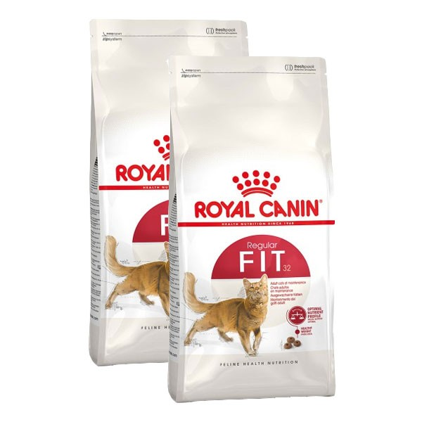 royal canin katzenfutter fit 32 2x10kg kaufen bei zooroyal. Black Bedroom Furniture Sets. Home Design Ideas