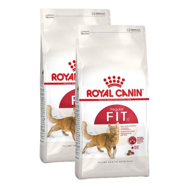 Royal Canin Katzenfutter Fit 32 2x10kg