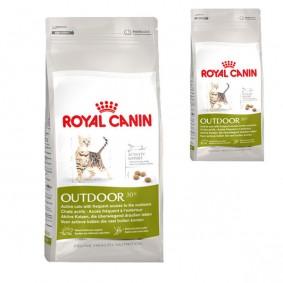 Royal Canin Katzenfutter Outdoor 30 4 Kg + 400 g gratis