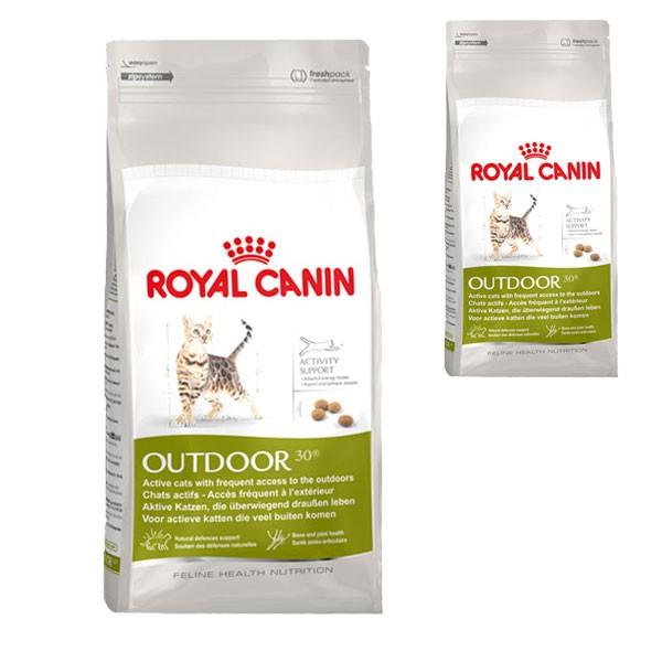 royal canin katzenfutter outdoor 30 4 kg 400 g gratis. Black Bedroom Furniture Sets. Home Design Ideas
