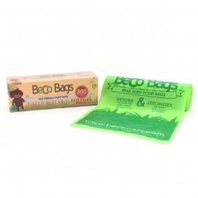 BecoPets BecoBags sáčky na exkrementy do zásobníku, 300 kusů