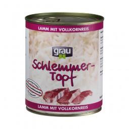 Grau Schlemmertöpfe 6x800g: