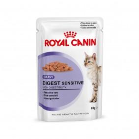 Royal Canin Katzenfutter Digest Sensitive in Soße 12x85g