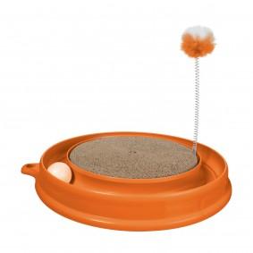 Catit Design Play-n-Scratch orange