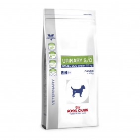 Royal Canin Vet Diet Urinary S/O Small Dog USD 20