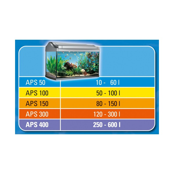 Tetra Tec vzduchové čerpadlo APS 50 antracitové
