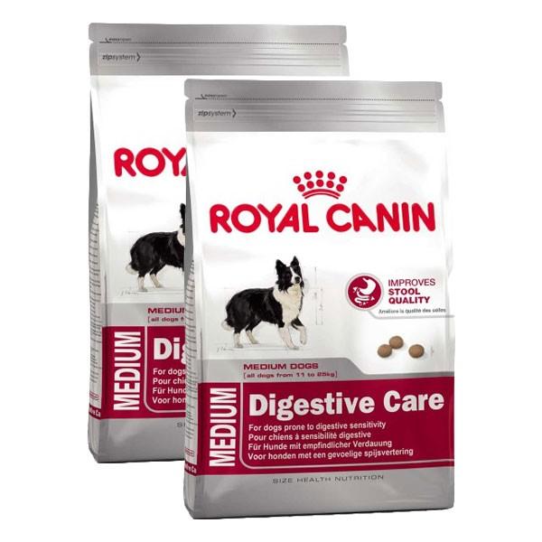 royal canin hundefutter medium digestive care 2x15kg bei. Black Bedroom Furniture Sets. Home Design Ideas