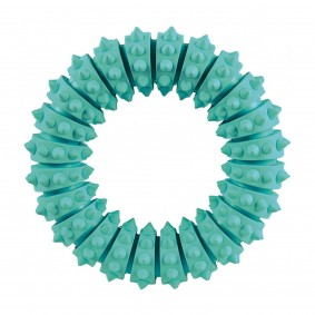 Trixie Denta Fun Ring aus Naturgummi ø 12 cm