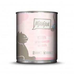 MjAMjAM - Kitten saftiges Hühnchen mit Lachsöl