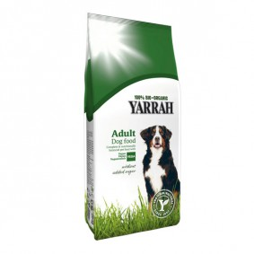 Yarrah Hundefutter Bio Vegan