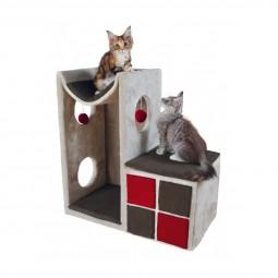 Trixie Cat Tower Nevio Kratzturm