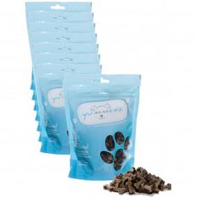 Yummeez Hundesnack Rind 8x175g