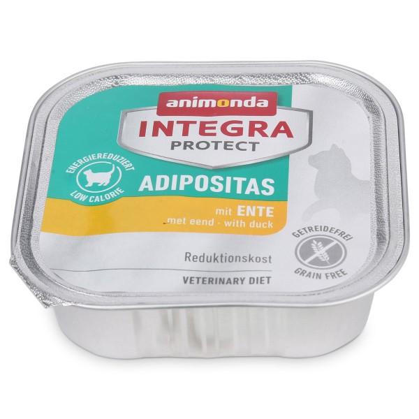 Animonda Katzenfutter Integra Protect Adipositas mit Ente