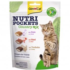 GimCat Nutri Pockets Country-Mix