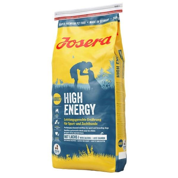 Josera Hundefutter High Energy - 15kg