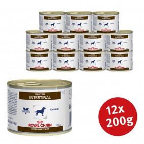 Werben Angebote Royal Canin Vet Diet Nassfutter Gastro Intestinal S/O - 12x200g