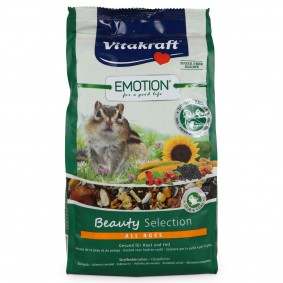 Vitakraft Emotion Beauty Selection Streifenhörnchen 600g