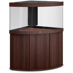 Juwel Komplett Aquarium Trigon 350 LED mit Unterschrank SBX dunkles Holz