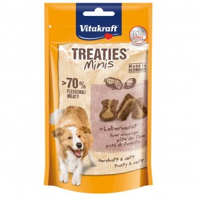 Vitakraft Treaties Minis Leberwurst 48g