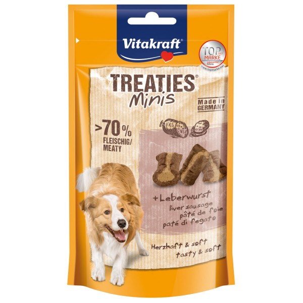 Vitakraft Treaties Minis Leberwurst