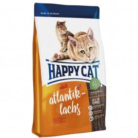 Happy Cat Supreme Adult Atlantik-Lachs 3x4kg