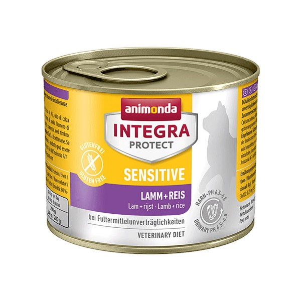 Animonda Integra Protect Sensitive Lamm und Reis