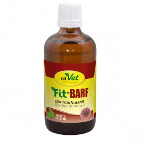 cdVet Fit-BARF Bio-Hanfnussöl