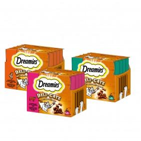 Dreamies Deli-Catz Probierpaket 3x5x5g