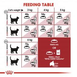 ROYAL CANIN FIT Trockenfutter 10kg + INSTINCTIVE Nassfutter 48x85g