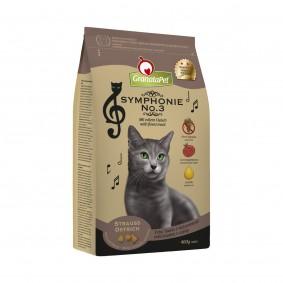 GranataPet Katzen-Trockenfutter Symphonie No. 3 Strauss