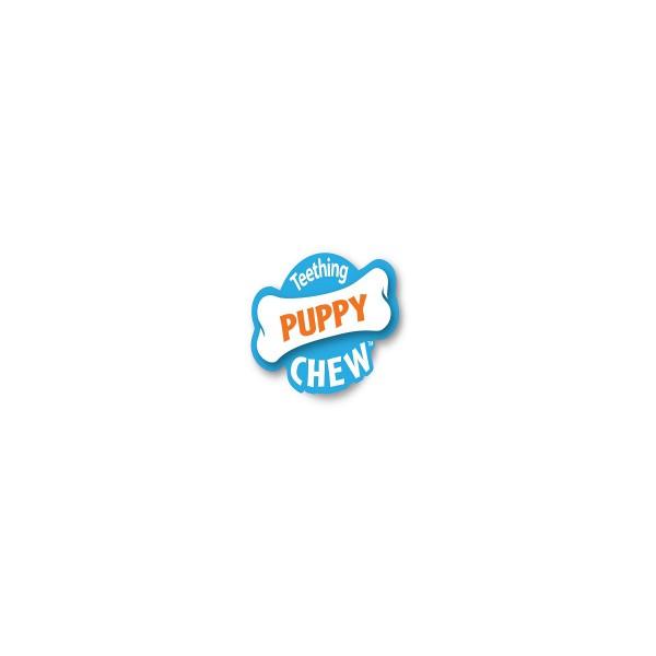 Nylabone Puppy Welpen Kauknochen Hühnchen-Geschmack