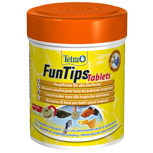 Tetra Fischfutter FunTips Tablets