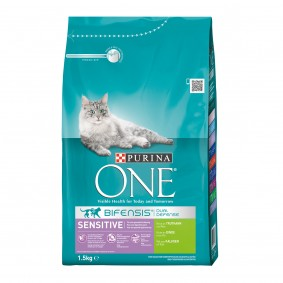 Purina ONE Bifensis Sensitive krůtí